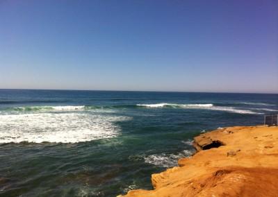 San Diego Beach by D'Marie Delci