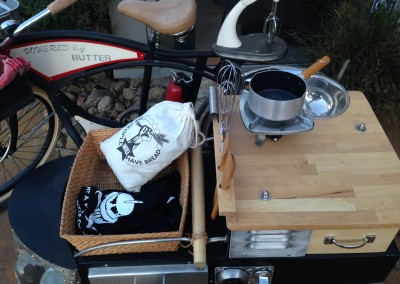 baking cart in costa mesa, CA photo by Johnna M. Gale