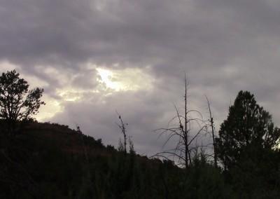Dark Skies, Sedona, AZ photo by Johnna M. Gale