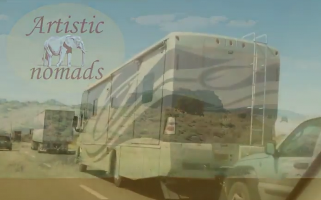 Random RV Sightings on LA Trip