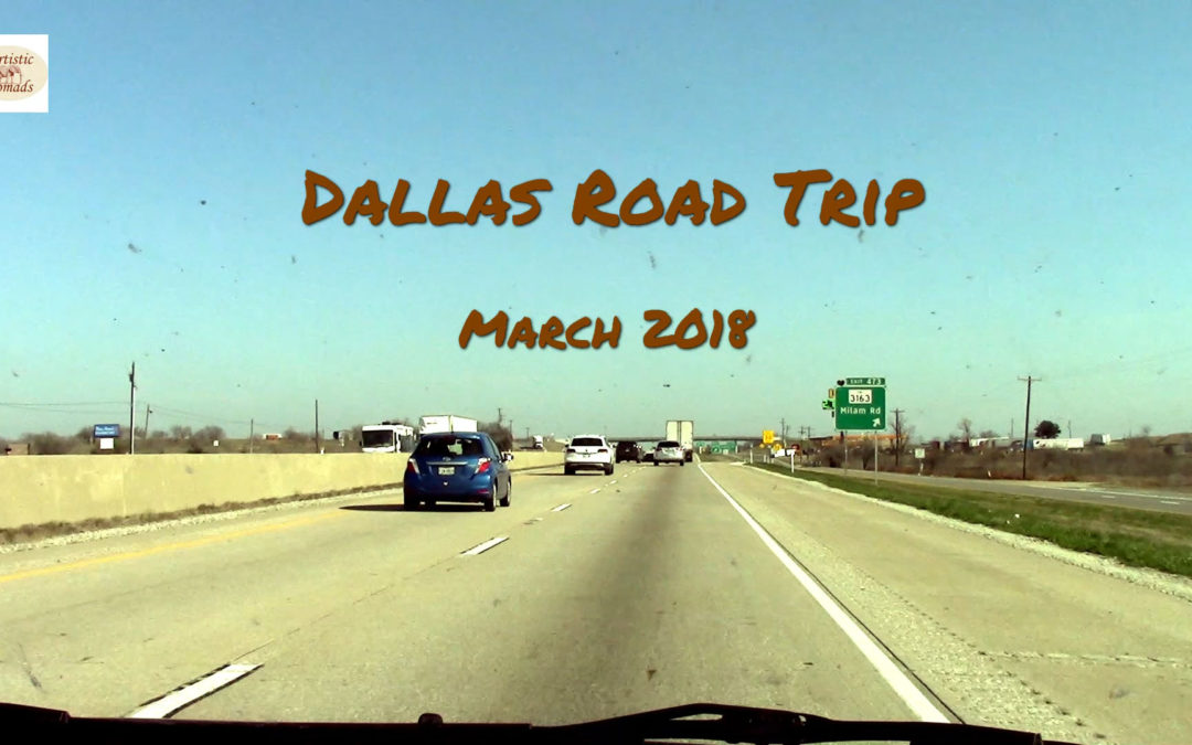 On the Road: Dallas to Topeka
