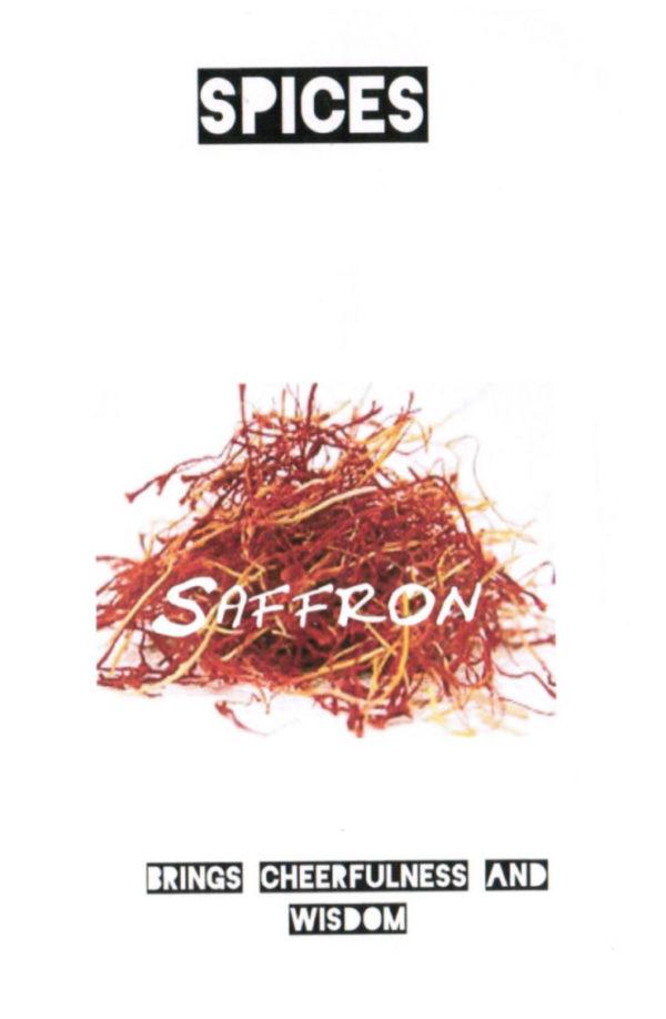 Spices Saffron