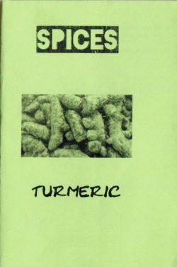 Turmeric Micro Zine,