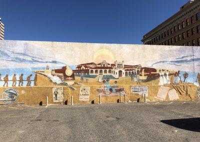 Mural in Albuquerque