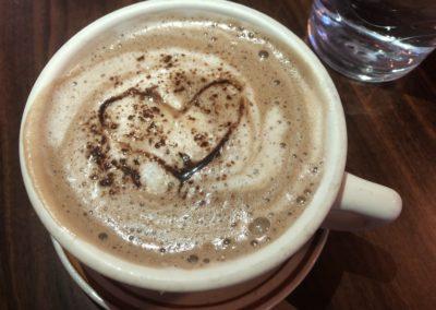 Chai Latte Art