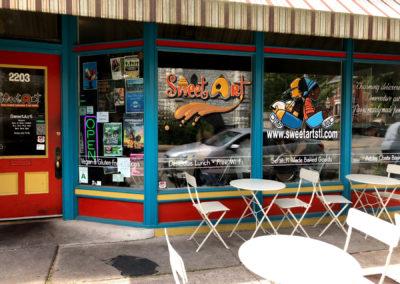 SweetArt storefront