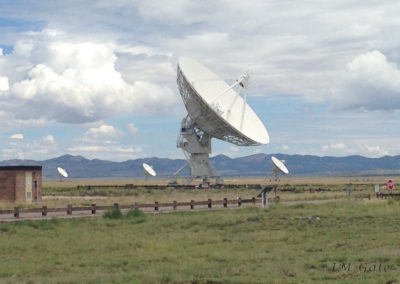 Very Large Array Satellites