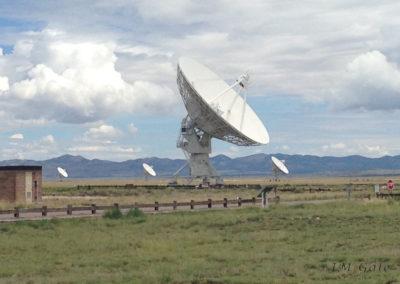 Very Large Array Satellites