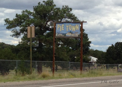 Pie Town, a visual story