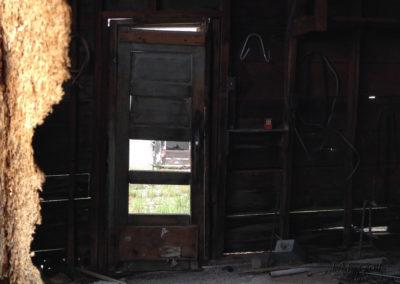 Door, interior, Pie Town, NM
